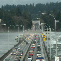 SR 520 Toll Rate Icon